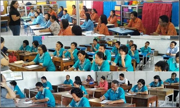 Pembinaan Guru-Karyawan YPKI Magelang
